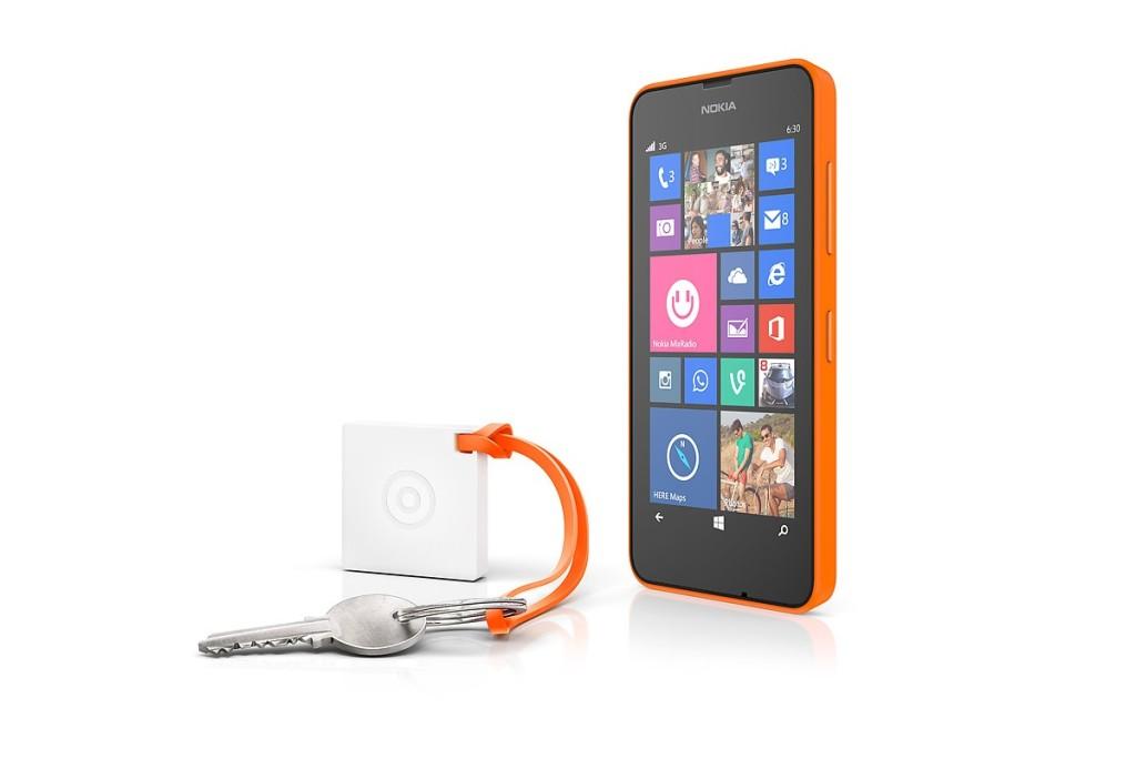 Nokia Treasure Tag Mini