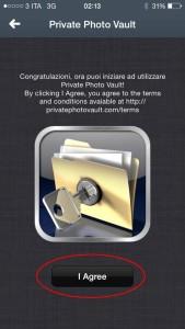 Come nascondere foto su iPhone con Private Photo Vault