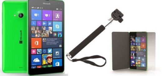 Asta Selfie Nokia Lumia