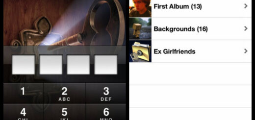 Come nascondere foto su iPhone