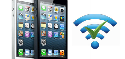 Come vedere password WiFi su iPhone