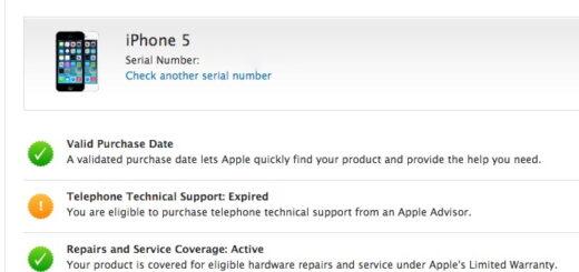 Come vedere scadenza garanzia Apple