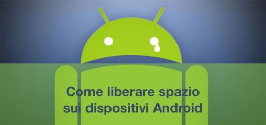 Memoria insufficiente Android
