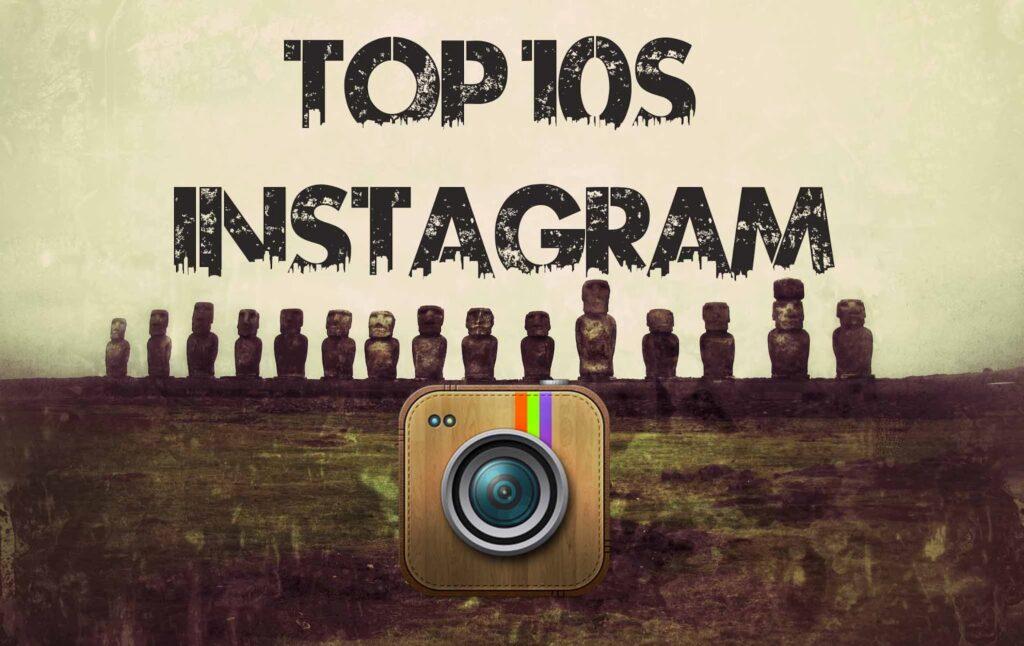 I profili più seguiti su Instagram 2015