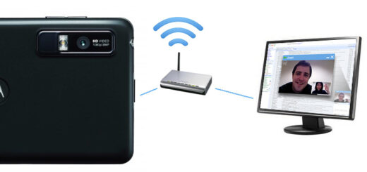 Usare smartphone Android come WebCam