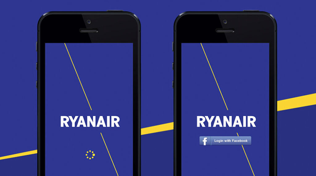 App Ryanair Non disponibile in italia