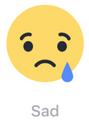 Reactions - Sad
