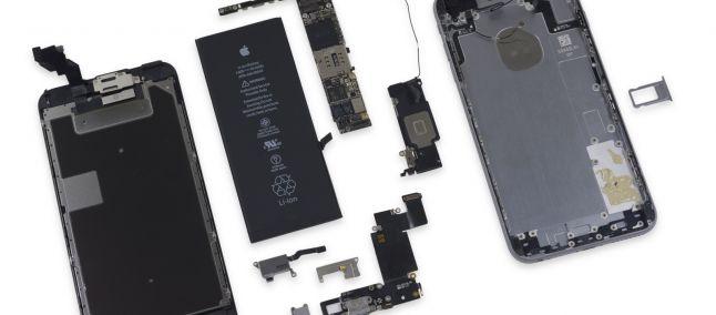 iPhone 6S Costo Produzione
