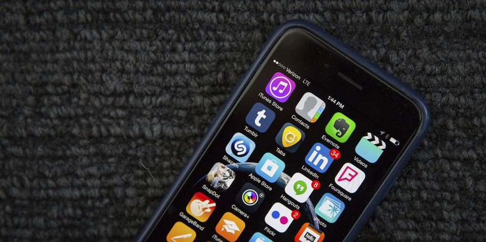 iPhone App Infette