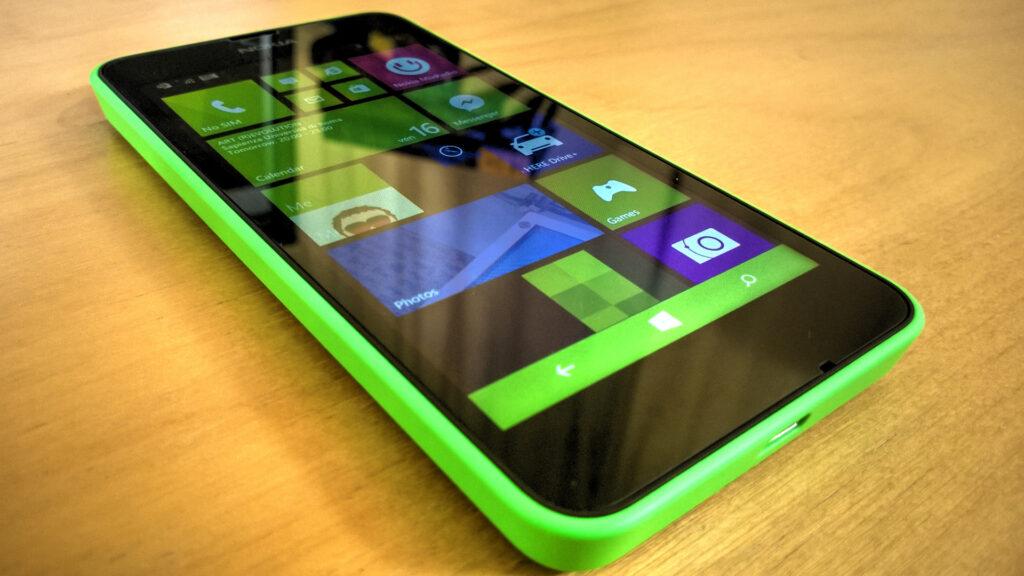 nokia lumia 630 problema roaming