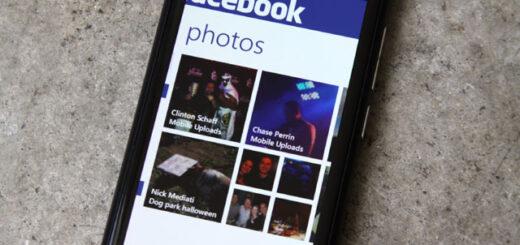 Nokia Lumia: problema acquisizione dati Facebook