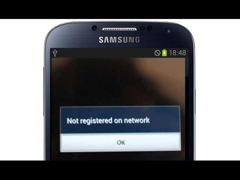 Soluzione Samsung S5 non registrato sulla rete