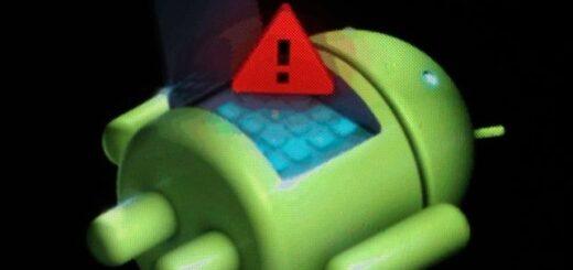 Smartphone Android non si accende