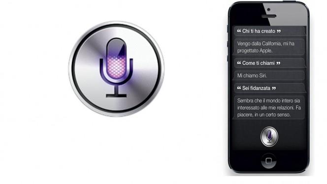 Domande segrete Siri