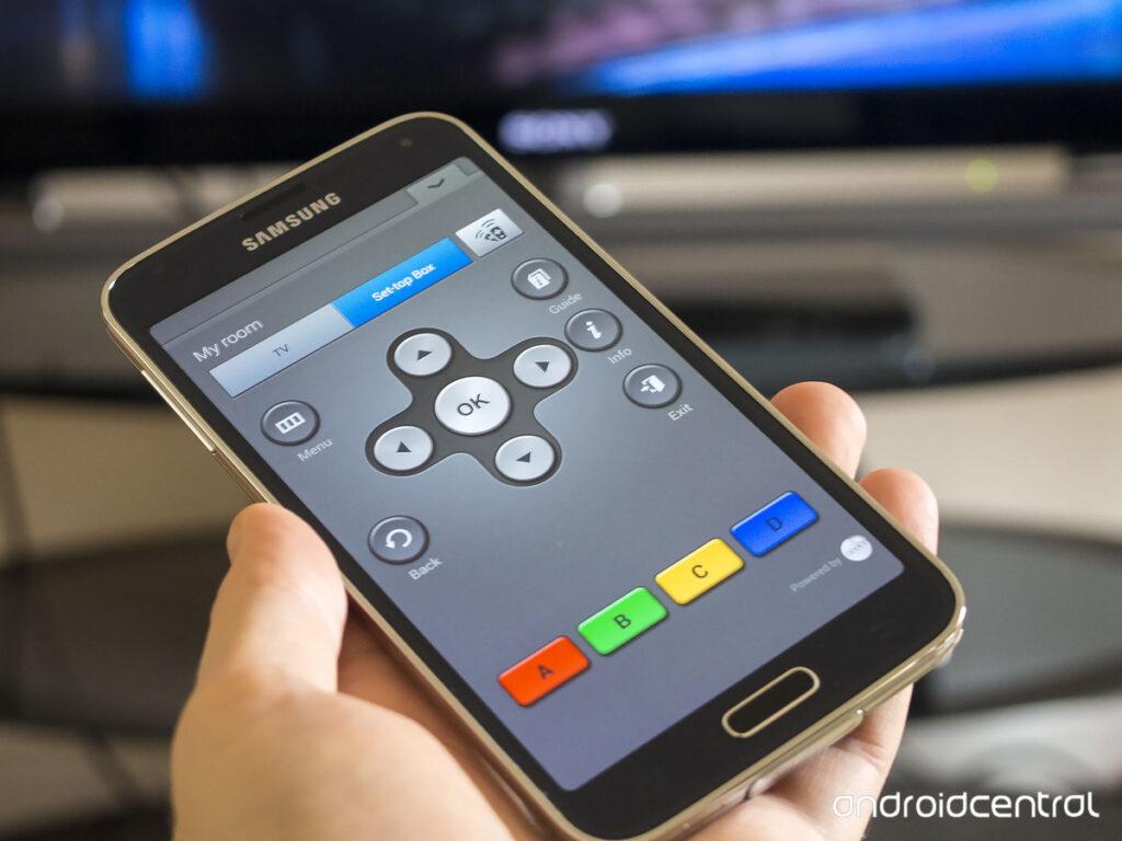 Galaxy S6 come telecomando