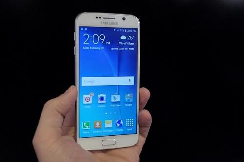 Galaxy S6 si blocca