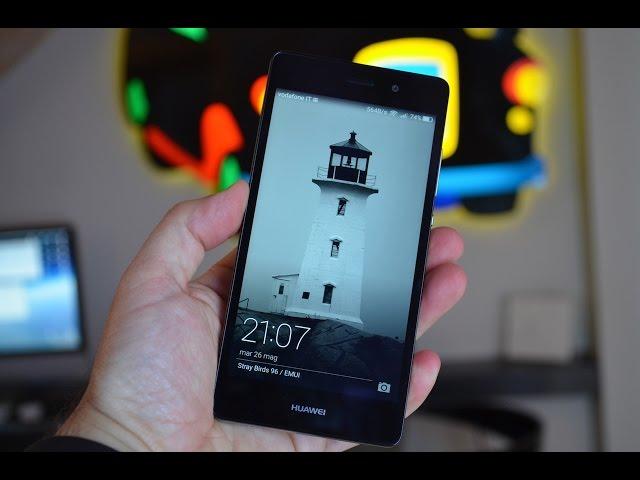 Huawei P8 Lite problema connessione
