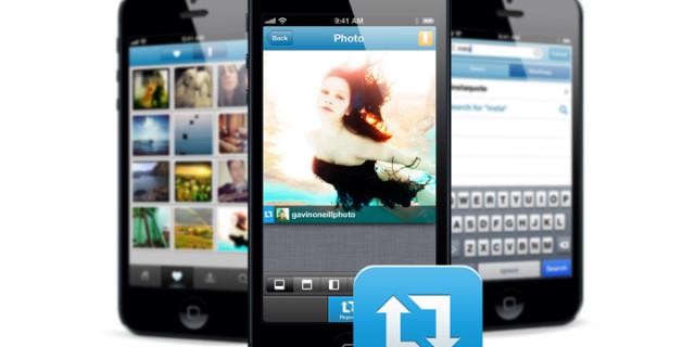 Instagram come condividere foto di altri
