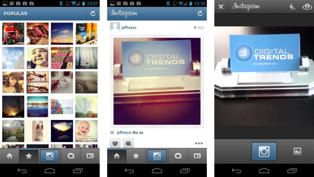 Instagram Android si blocca