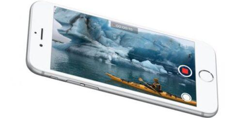 Come fare video 4K con iPhone 6S