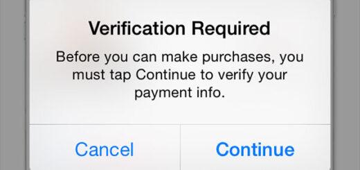 App Store metodo di pagamento non accettato