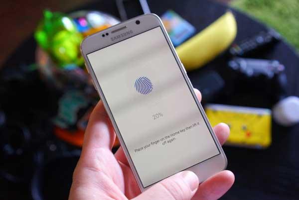 Samsung S6 non riconosce l'impronta digitale