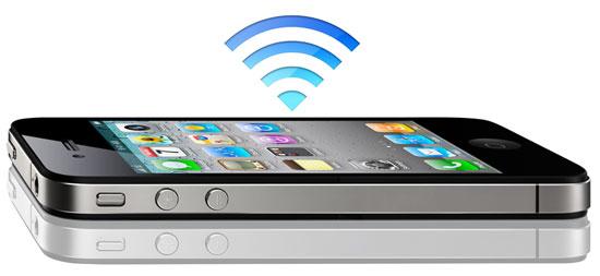 Usare iphone come modem