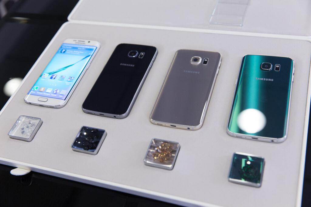Galaxy S6 Edge Colori Disponibili