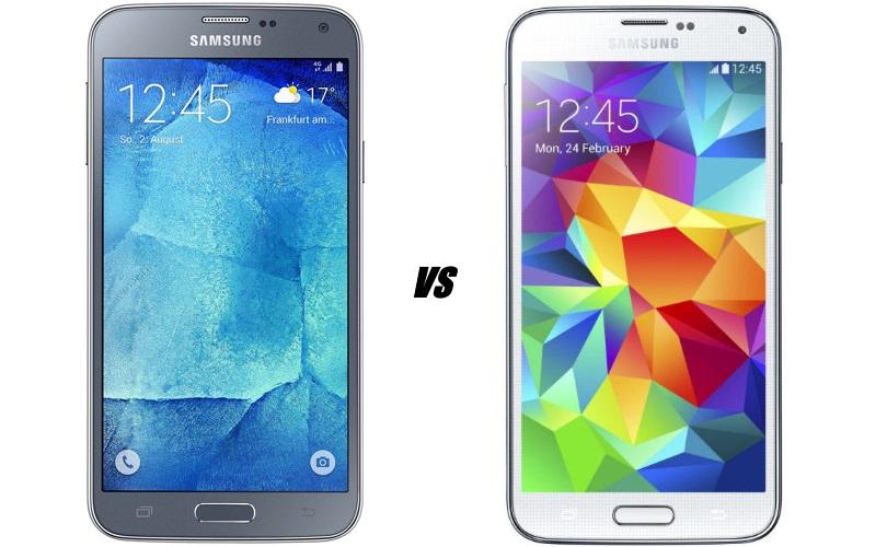 Galaxy S5 Neo vs Galaxy S5