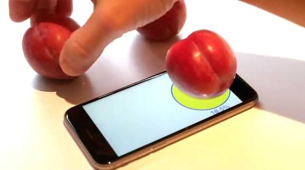 iphone 6s come bilancia