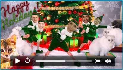 Video Natale Personalizzati