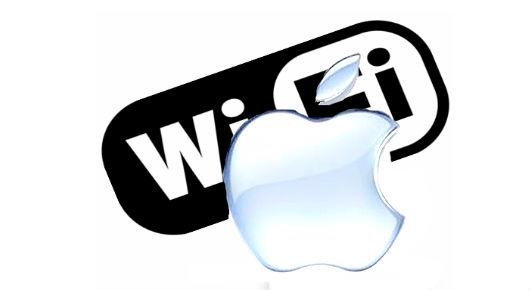 App iPhone che trova le password WiFi