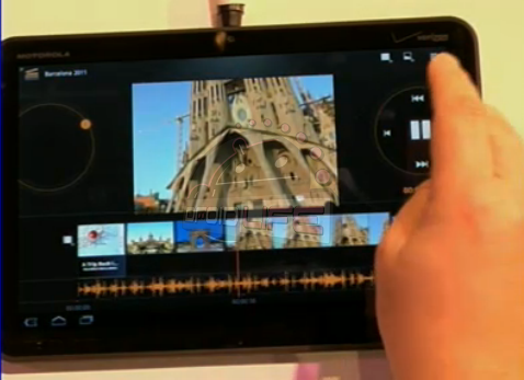 Creare video con foto e musica su Android