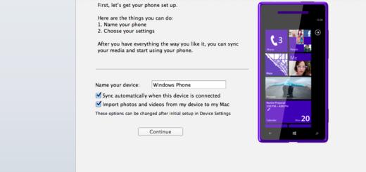 Sincronizzare Nokia Lumia con iTunes