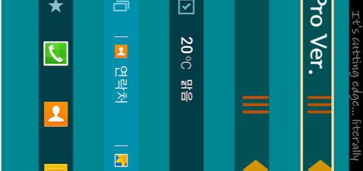 Galaxy S6 Edge Notifiche Laterali