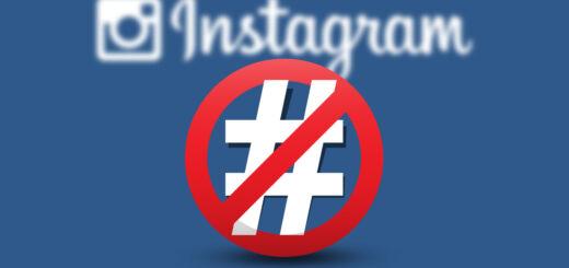 Instagram hashtag non funzionano