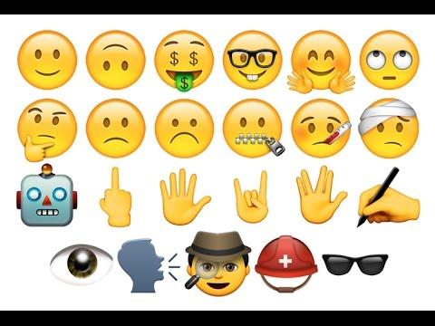 Significato nuove faccine whatsapp