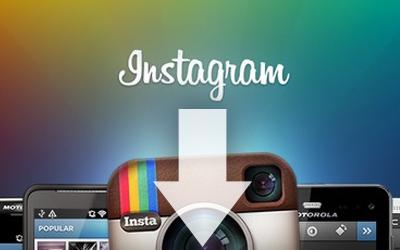 Salvare una foto da Instagram