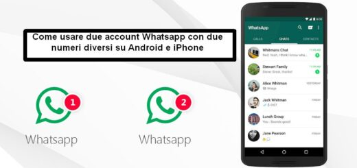 usare due account whatsapp sullo stesso smartphone