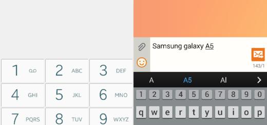 attivare vibrazione tastiera samsung galaxy a5 2016