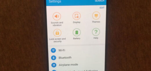 Samsung Galaxy S7 Problema WiFi