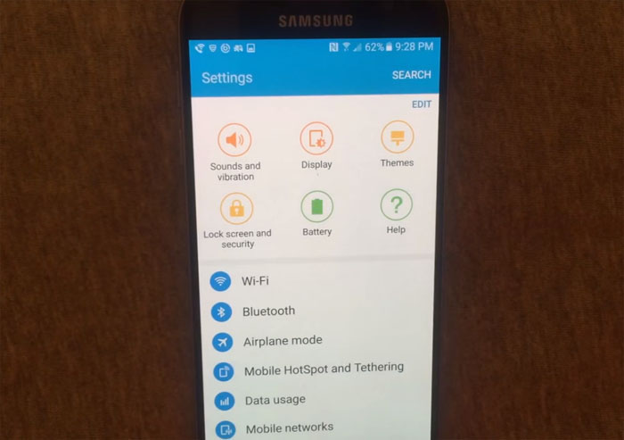 Samsung Galaxy S7 si disconnette o non si connette al WiFi? Come risolvere il problema