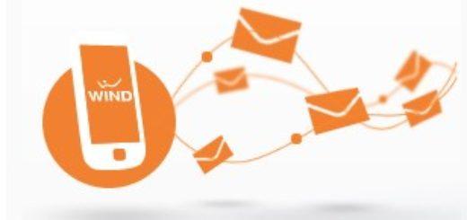 Inviare SMS anonimi WIND