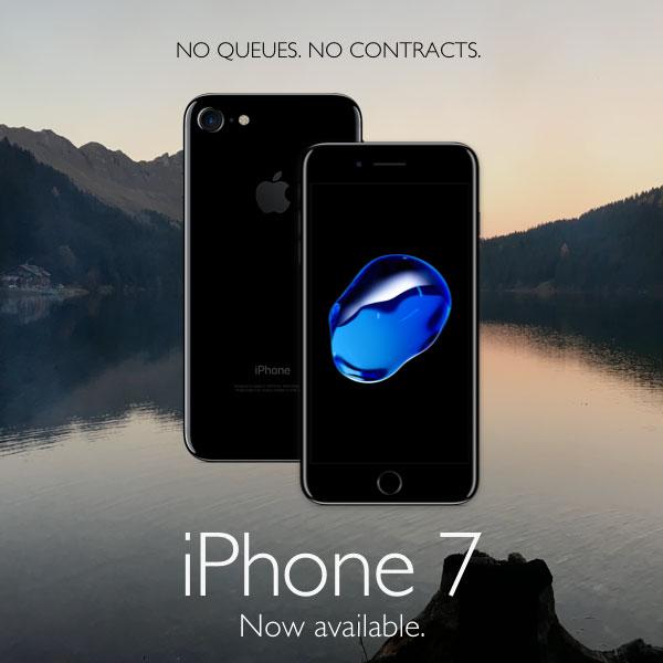 iPhone 7 americano funziona in Italia