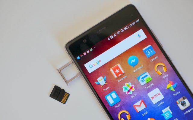 Huawei P9 come spostare App su SD