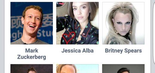 Facebook elenco persone che seguo