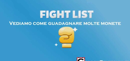 fightlist guadagnare monete illimitate