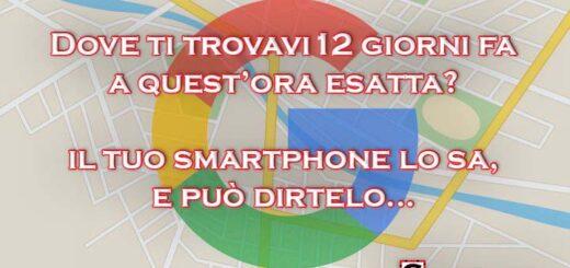 cronologia google maps