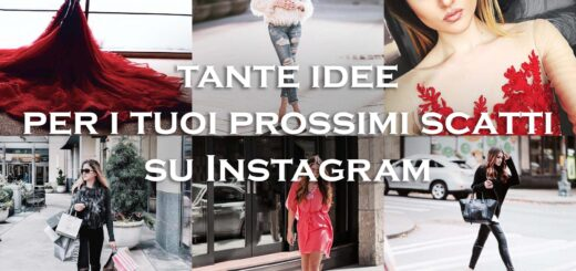 pose foto fashion blogger instagram