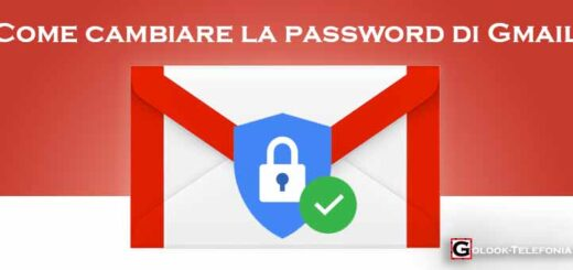 cambiare password gmail android